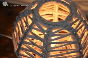 lámpara trapillo