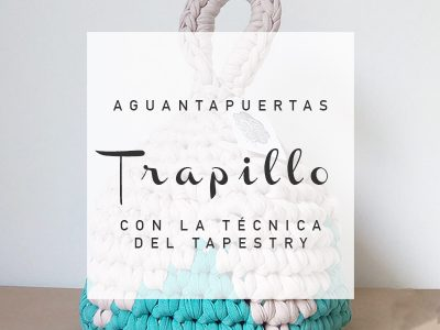 AGUANTA PUERTAS TRAPILLO TAPESTRY