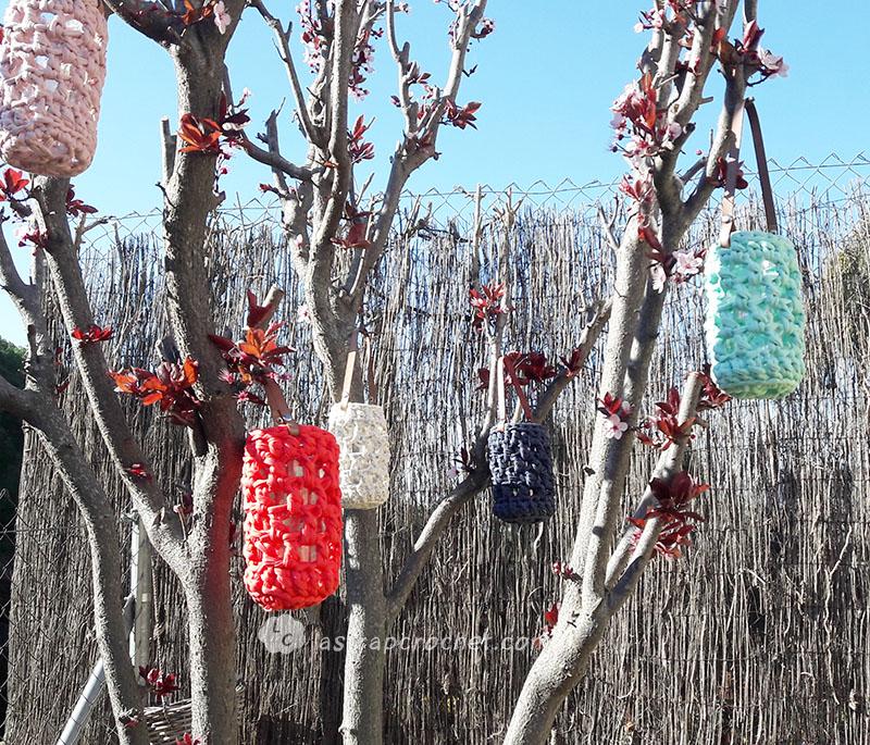 cestos-crochet