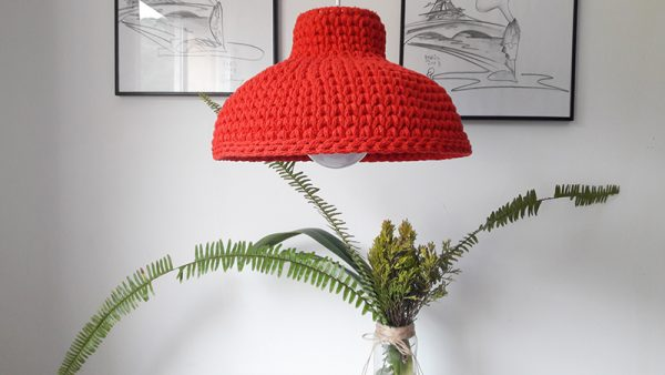 lampara embudo